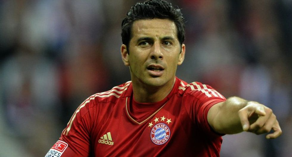 Claudio Pizarro: Pienso que puedo seguir más tiempo en Alemania