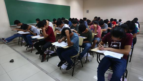 UNMSM informará próximamente la fecha del examen de admisión virtual 2021. (Foto: Andina)