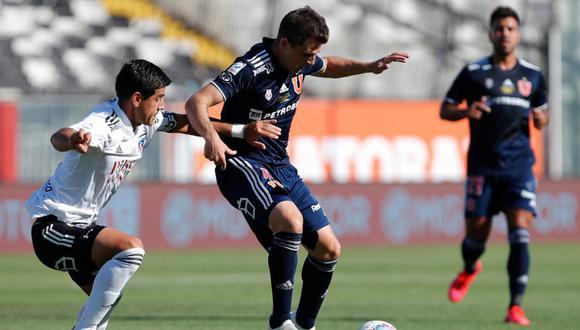 Colo Colo recibe en el Estadio Monumental a la Universidad de Chile en el primer Superclásico 2021. ¿Podrá el Cacique ganar para seguir fuera de la zona de descenso?