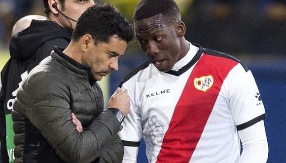 DT que llevó a Luis Advíncula a Rayo Vallecano se enfrenta al club y los denuncia por incumplir pagos
