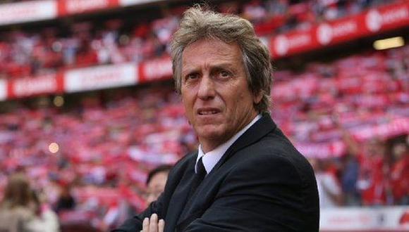Jorge Jesus ya estuvo en Benfica, entre el 2009 y 2015. (Foto: Benfica)