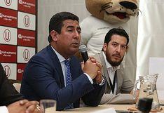 Universitario de Deportes: Carlos Moreno niega obstrucción para choque con César Vallejo por la Liga 1