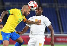 Brasil empató sin goles ante Costa de Marfil por los Juegos Olímpicos Tokio 2020