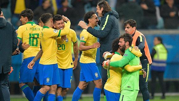 ¡El 'Scratch' a semis! Brasil igualó sin goles con Paraguay y lo derrotó en la ronda de penales