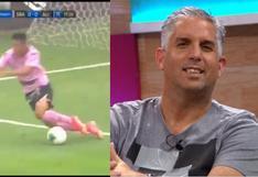 """Diego Rebagliati: """"Salvo que estén 8 contra 11 ahí si se cobran estos penales"""" [VIDEO]"""