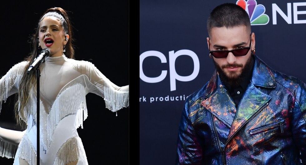 Rosalía, Alejandro Fernández y Maluma se unen a festival mexicano en pandemia. (Foto: AFP)