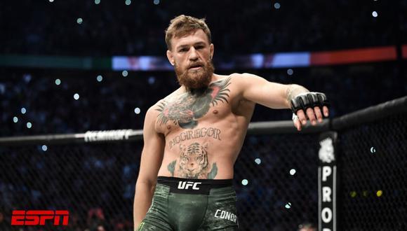 Dale un vistazo a los horarios y canal de TV para ver esta gran pelea entre Conor McGregor y Dustin Poirier, en vivo.