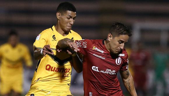 ▷FINAL: Universitario empató en casa 1-1 ante Cantolao y suma 26 unidades en el Torneo Clausura 2019