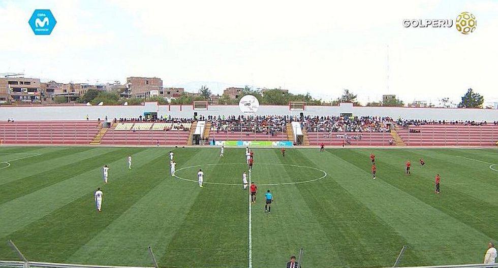 Ayacucho FC vs. Melgar: así luce el remodelado estadio 'Ciudad de Cumaná'