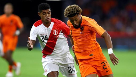 El 2018 Cartagena fue convocado para los amistosos ante Alemania y Holanda. (Getty)