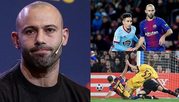 Javier Mascherano: la jugada que le cambió la vida en Barcelona [VIDEO]