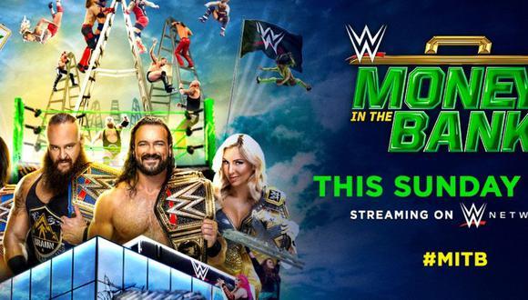 WWE Money in the Bank 2020: Horario, Fecha, canales y cartelera completa del evento PPV [FOTOS]
