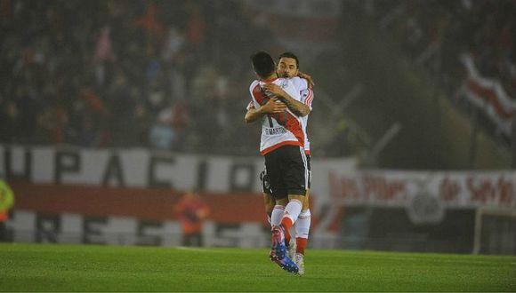River Plate 3-0 Jorge Wilstermann: triplete de Scocco en 10 minutos [VIDEOS]