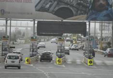 COVID-19: este domingo 1 de agosto está permitido el uso de autos particulares en Lima y Callao