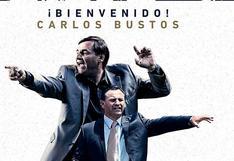 Alianza Lima: Carlos Bustos se convirtió en el nuevo técnico de los victorianos