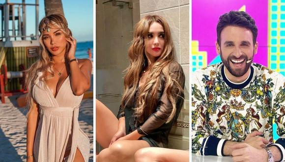 Este día las noticias de farándula fueron protagonizadas por Rodrigo González, Rosángela Espinoza y Paula Manzanal. (Foto: Instagram @paulamanzz / @rosangelaeslo / @rodrigogonzalezv)