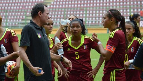 La denuncia de las futbolistas de la selección femenina de Venezuela. (Foto: FVF)