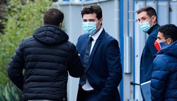 Mauricio Pochettino dio positivo al coronavirus. (Foto: AFP)