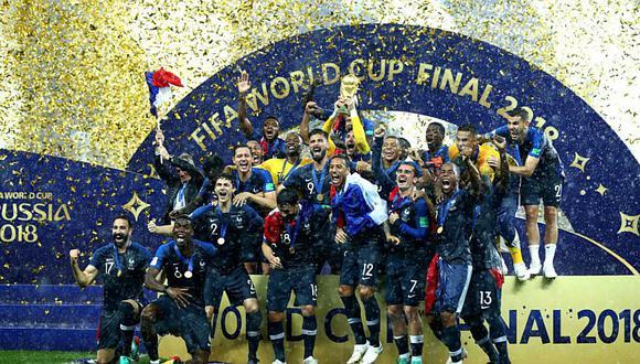 Titular y campeón del mundo con Francia pasa difícil momento en su club