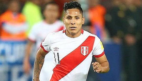 Selección peruana: Raúl Ruidíaz recibe respaldo del comando técnico y será titular ante Brasil