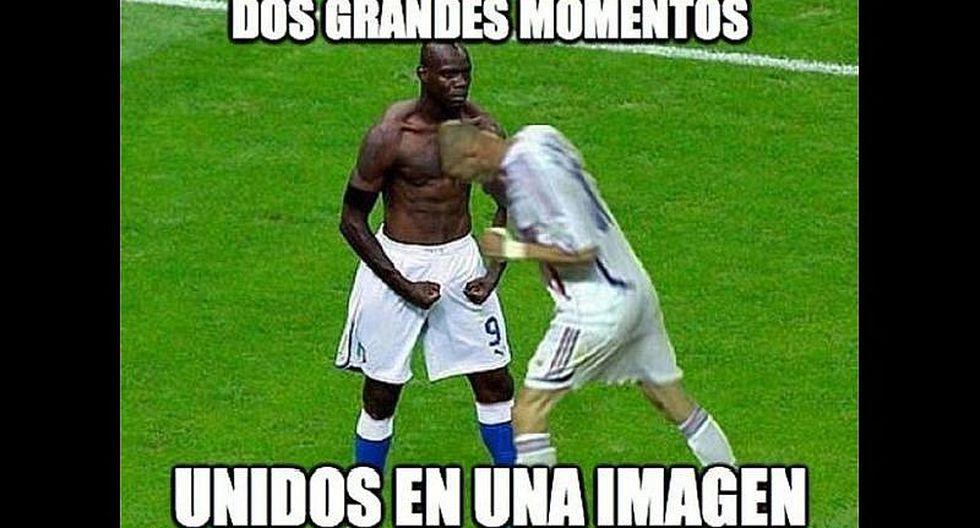 Alemania 2006: Los memes del cabezazo de Zidane a Materazzi [FOTOS]