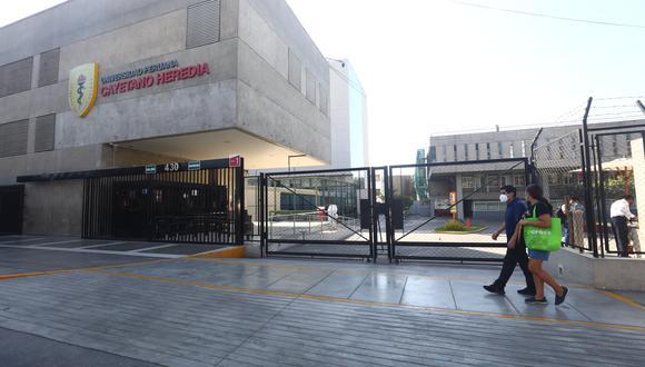 Los estudios clínicos se realizaron en la universidad Cayetano Heredia y Mayor de San Marcos. (Foto: GEC)