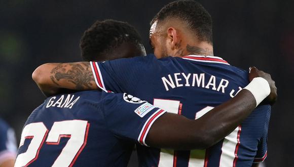 Con goles de Messi y Gueye, el cuadro parisino venció en el Parque de los Príncipes