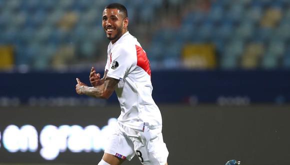 Sergio Peña anota golazo y pone en ventaja a Perú frente a Colombia. (Foto: FPF)