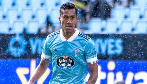 Renato Tapia está nominado al mejor jugador del mes para Celta de Vigo. (Foto: Celta de Vigo)