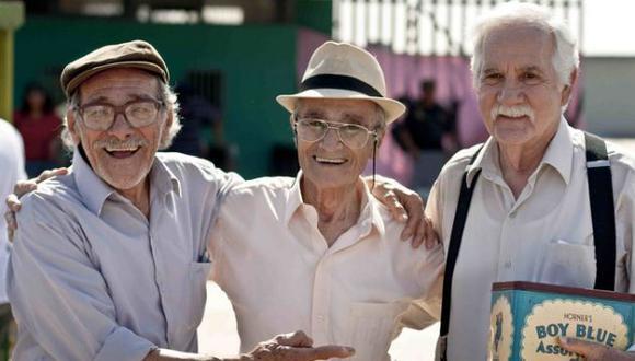 """""""Viejos amigos"""": La última película peruana en la que participó Ricardo Blume. (Foto: Difusión)"""