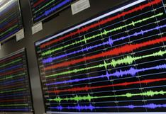 Sismo de magnitud 5.6 se reportó en Ica este miércoles