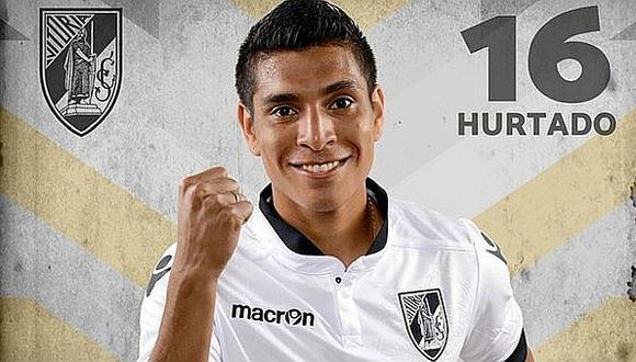 Selección peruana: Paolo Hurtado en el equipo ideal de la Liga de Portugal