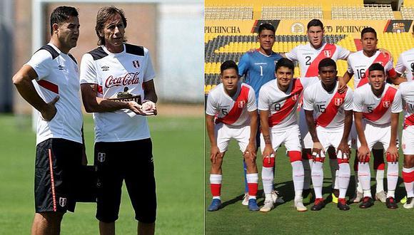 """DT de la selección peruana sub-20: """"Podemos ser competitivos"""""""