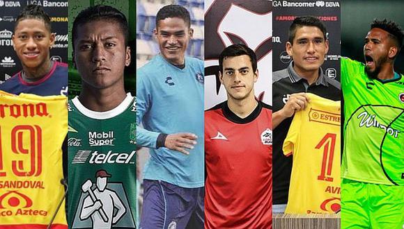 Con Edison Flores, conoce cuántos peruanos más juegan en la Liga MX