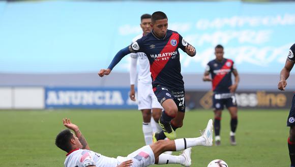 Rodrigo Vilca llegó a Newcastle United procedente de Deportivo Municipal. (GEC)