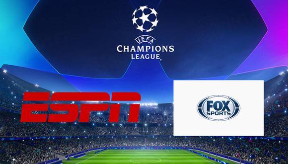 Fox Sports Y Espn En Vivo Y Gratis Octavos De Final Champions League Real Madrid Vs Manchester City Y Juventus Vs Lyon Ver Hoy Aqui Via Espn Espn 2