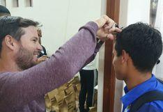 Sporting Cristal | Manuel Barreto 'bautizó' a Jhilmar Lora tras su debut ante Melgar en Arequipa | FOTO