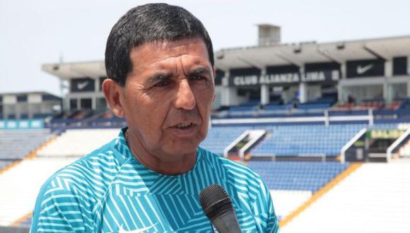"Jaime Duarte tras la muerte de Perico León: ""Muchas lágrimas blanquiazules caen en este momento"""
