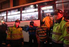 Cercado de Lima: intervienen a 400 personas en locales en Camaná y Lampa durante toque de queda