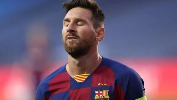 LaLiga descartó una guerra con Lionel Messi por le conflicto con Barcelona. (Foto: EFE)