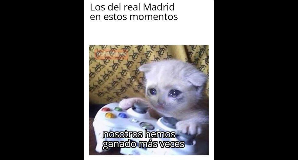 Los mejores memes que dejó el Chelsea-Real Madrid. (Foto: Facebook))