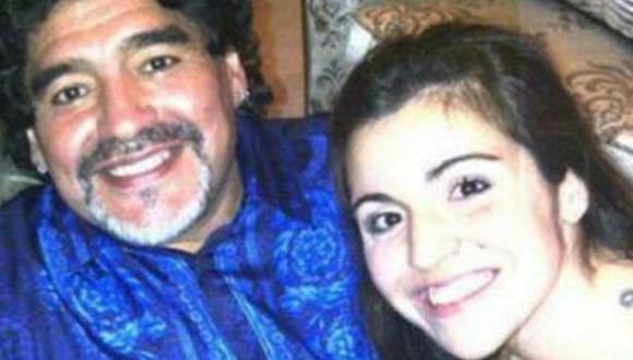 Gianinna Maradona expuso su enfado tras la difusión de audios y chats. (Foto: Difusión)