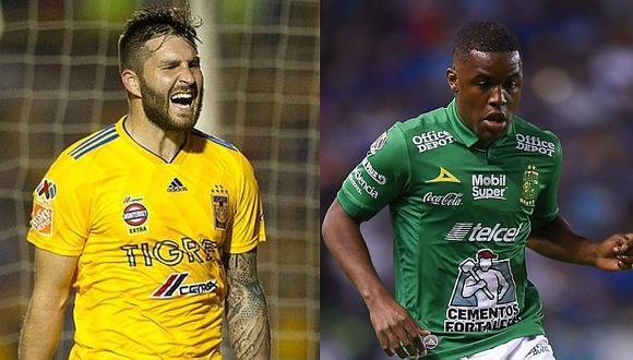 Tigres venció 1-0 a León por la final de ida del Clausura 2019 de la Liga MX