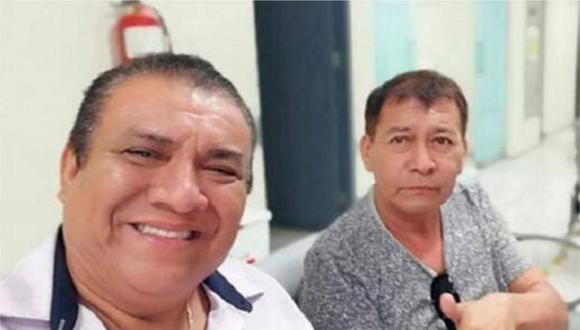 Carlos Rojas hermano del actor cómico, falleció tras batallar contra el coronavirus. (Foto: Facebook)