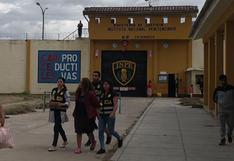 Cajamarca: ocho internos fugan del penal de San Ignacio luego de tomar como rehén a una agente del INPE