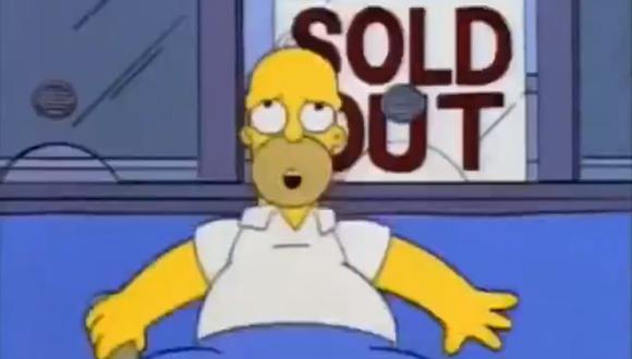 Los Simpsons predijeron la final de la Liga MX.