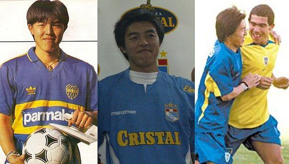 Sporting Cristal y la increíble historia del traductor japonés que se vistió de rimense