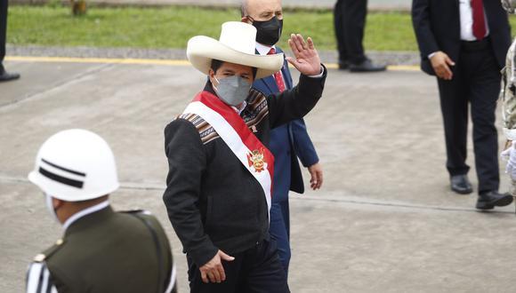 El presidente Pedro Castillo será vacunado el viernes 6 de agosto. (Foto: archivo twitter Presidencia Perú)