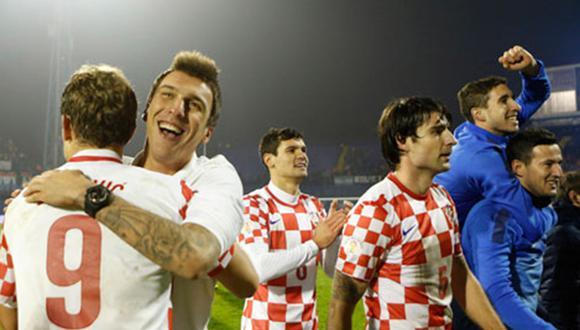 Croacia quiere superarse a sí misma en Brasil 2014