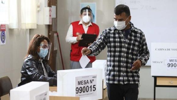 Las elecciones generales se realizarán este 11 de abril (Foto: ONPE)